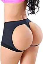 FUT Women's Butt Lifter Lace Boy Shorts Body Shaper Enhancer Panties