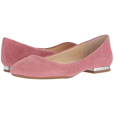Jessica Simpson Ginly (Rose Lux Kid Suede) Women