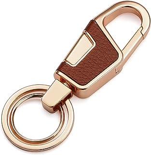 جاکلیدی Taeekiy ، زنجیره کلید ، کلید جا جا اتومبیل ، گیره کلید ، جا کلیدی Carabiner ، Keychain برای مردان یا زنان