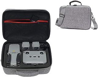 XBERSTAR DJI Mavic Air 2 収納ケース バッグ キャリングケース マヴィック エア2収納 送信機/バッテリー/充電ハブ/プロペラなど収納可能 防塵 携帯に便利