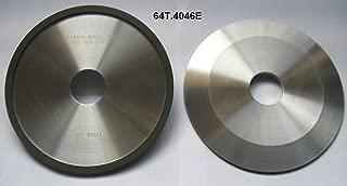 "Diamond Grinding Facing Wheel, 6"" Type 4A2, 400 Grit for Carbide Circle Saws"