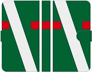 ブレインズ Spray 402LG 手帳型 ケース カバー 勝負服 66 馬 サラブレッド グッズ 競馬 競走馬