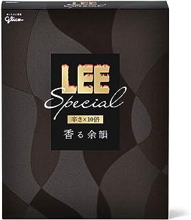 【Amazon.co.jp限定】 江崎グリコ Super LEEビーフカレー辛さ×10倍 182G ×5個