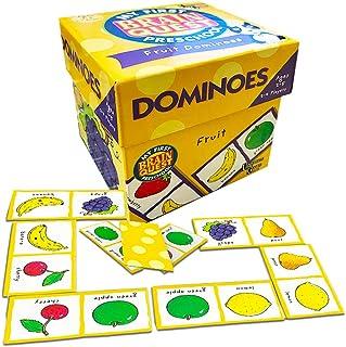 University Games My First Brain Quest Preschool Fruit Dominoes