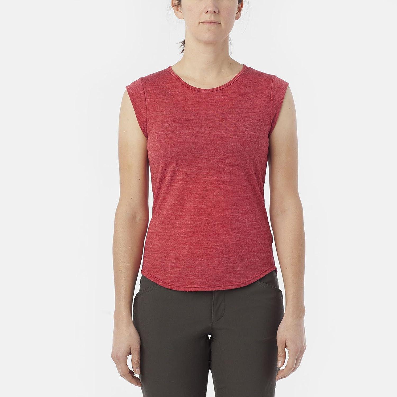 Shirt ca SL Ride Women's LAN red