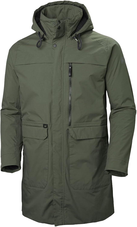 Helly Hansen Waterville Coat Herren Beluga 2019 Jacke