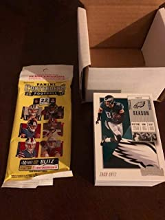 2018 Panini Contenders NFL Football Complete Veteran Season Ticket Hand Collated Base Set of 100 Cards