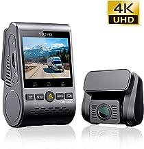 VIOFO A129 Pro Duo 4K Dual Dash Cam 3840 x 2160P Ultra HD...