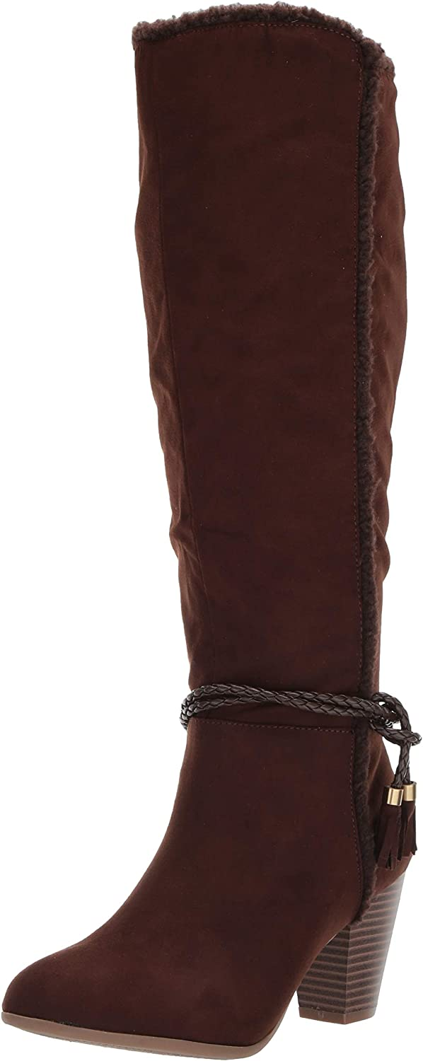 Sugar Womens Women's Twizle Knee-high Fashion Boot Knee High Boot