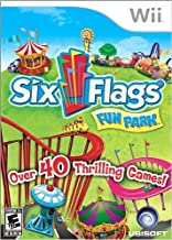 wii six flags