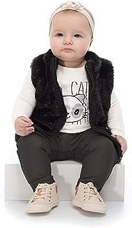 Colete Pelo Bebê Up Baby