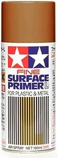 Tamiya America, Inc Fine Surface Primer L, Oxide Red, TAM87160