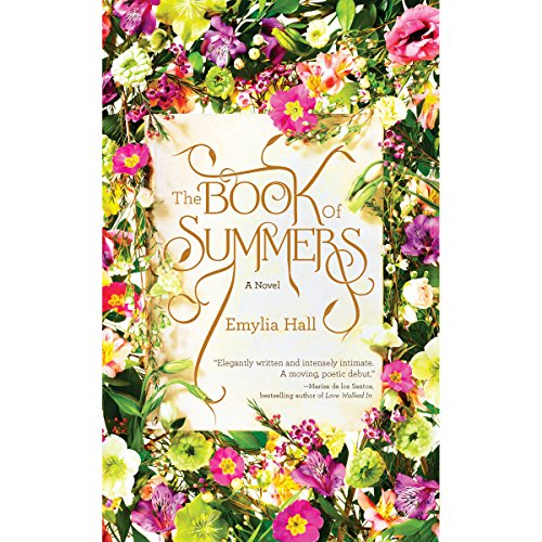 The Book of Summers audiobook cover art
