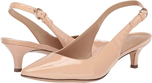 Soft Nude Patent Leather