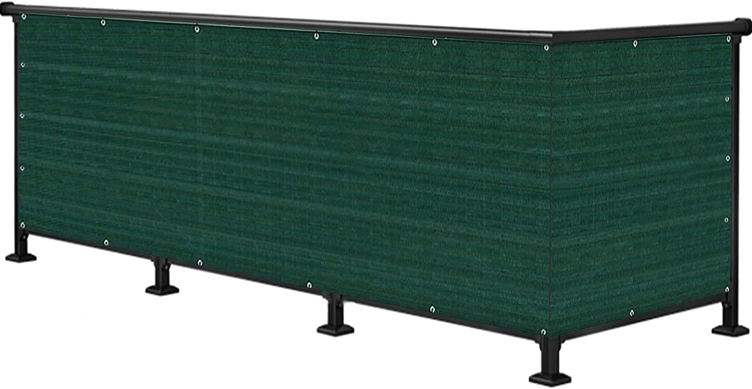 ALBN Balcony Privacy Protective Screens Popular product Fence Outstanding 85% Cover UV-Proof