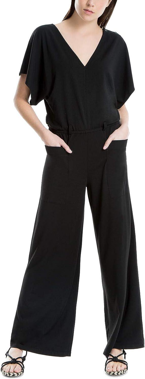 Max Studio WideLeg Knit Dolman Sleeve Women's Jumpsuit