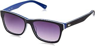 Lacoste Wayfarer Style Sunglasses in Black L683S 424 55