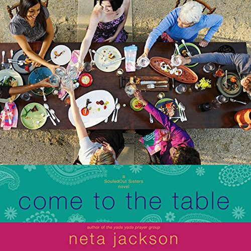 Come to the Table audiobook cover art