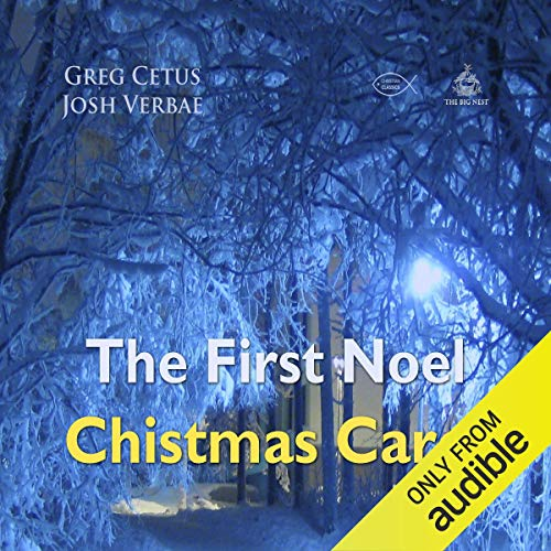 The First Noel Christmas Carol audiobook cover art