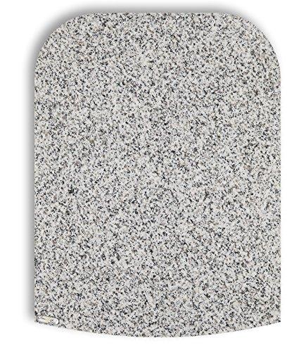 Stone4Slide coolina® Gleitbrett Gleiter aus Granit Palace Grau passend für Thermomix TM6 TM5 TM31