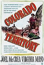 Colorado Territory - 1949 - Movie Poster