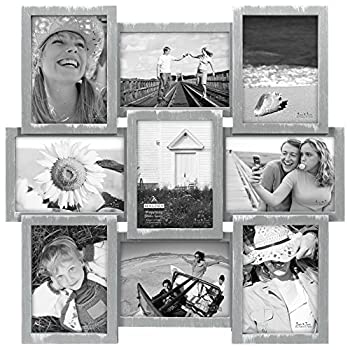 Malden International Designs 8362-957 9-OP 5X7 Gray Collage