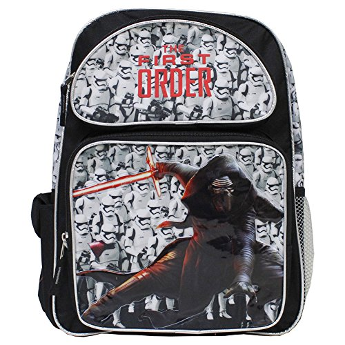 Disney The First Order Star Wars 16 Inches Backpack