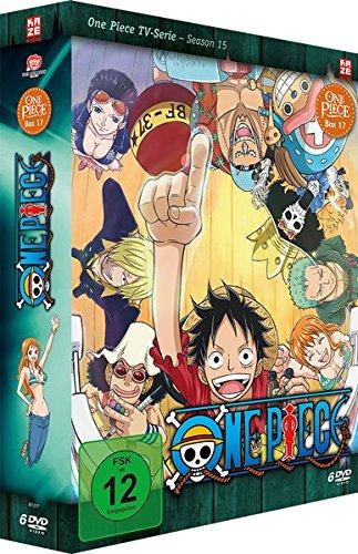 One Piece - TV Serie - Vol. 17 - [DVD]