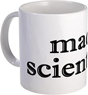 CafePress MAD SCIENTIST Mug Unique Coffee Mug, Coffee Cup