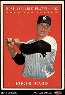 Best 1961 topps roger maris Reviews