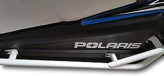 Polaris RZR 900 Trail, 900S, 1000S, XP1000, Turbo, UTVGiant Nerf Bars Rock Sliders - White Color