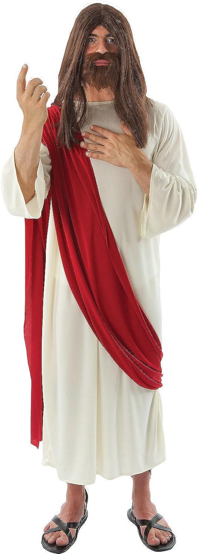 Super sale Cheap bargain period limited Jesus Robe Halloween Costume