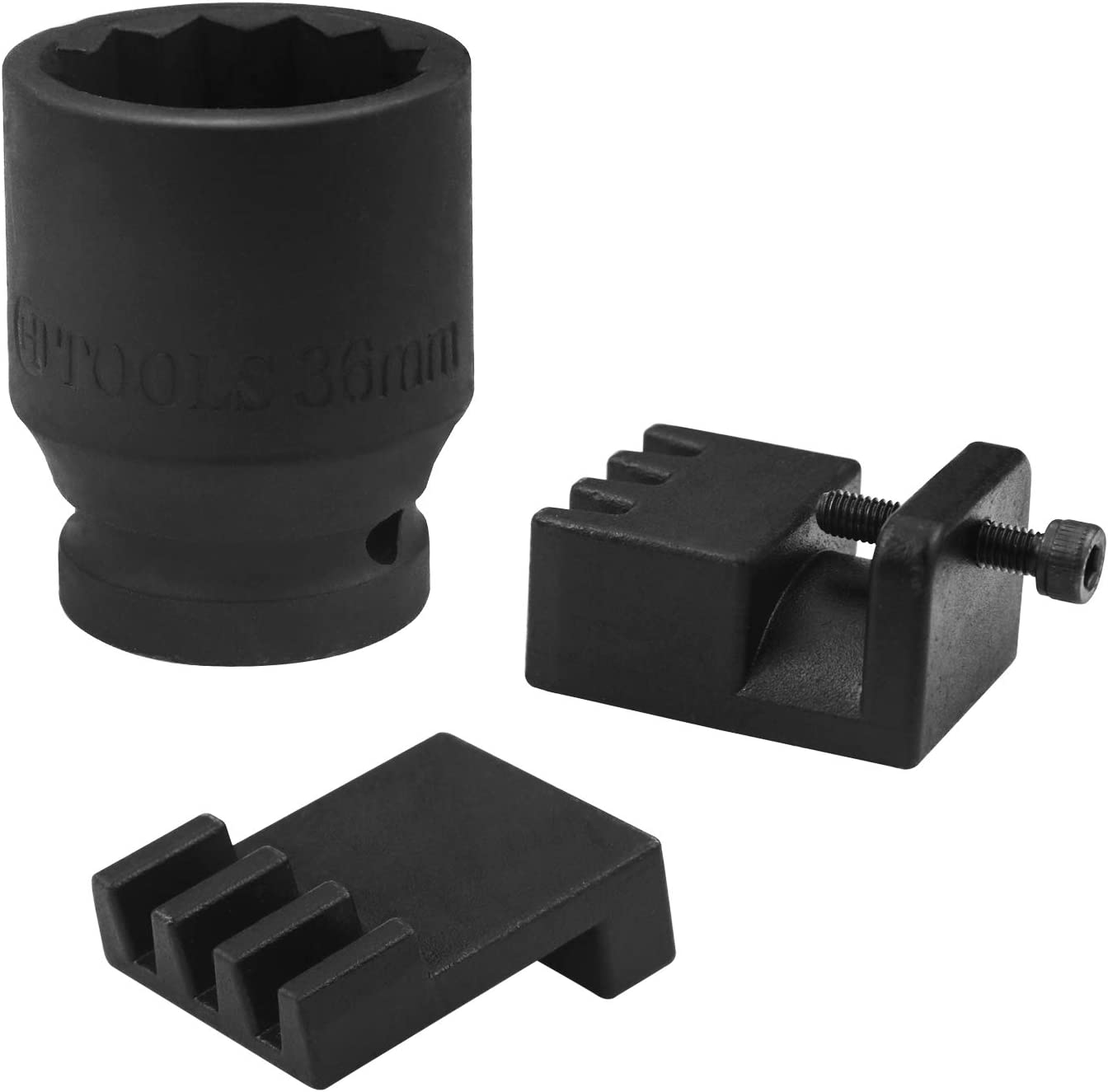 cheap YANWEN [Alternative dealer] Flywheel Locking Tool Compatible 6.6L Duramax for Engine