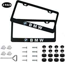 Best bmw license plate frame canada Reviews