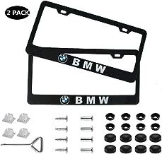 bmw license plate frame canada