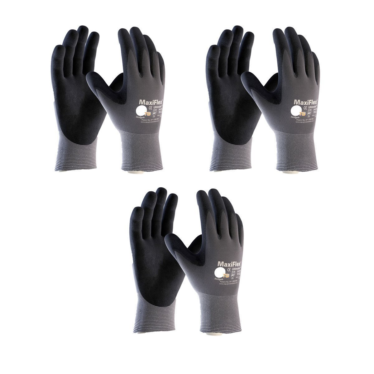 Maxiflex 34 874 Ultimate Nitrile Gloves