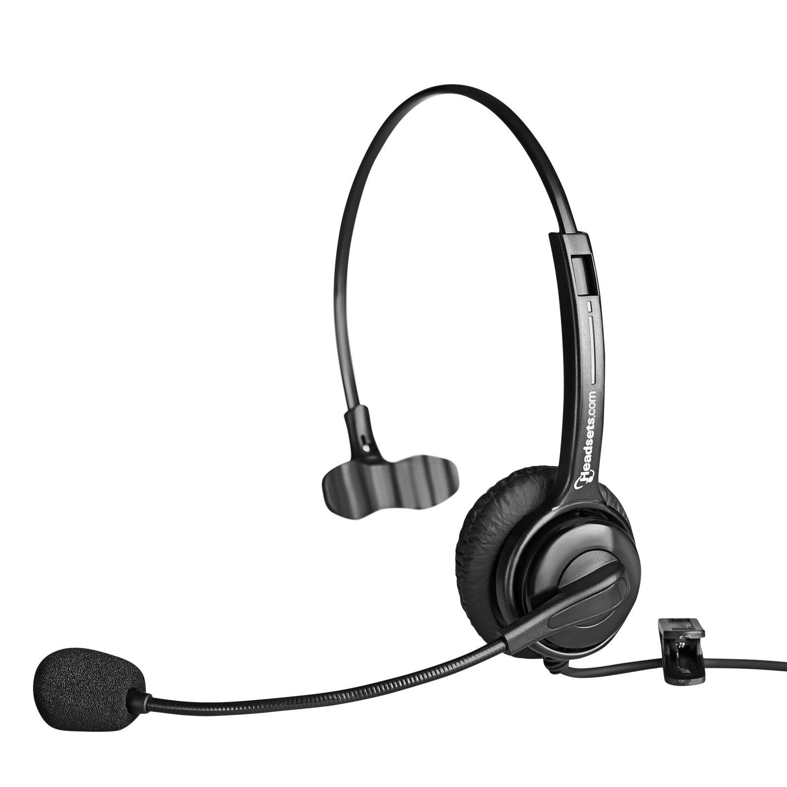 Executive Pro Single Ear Computer Headset