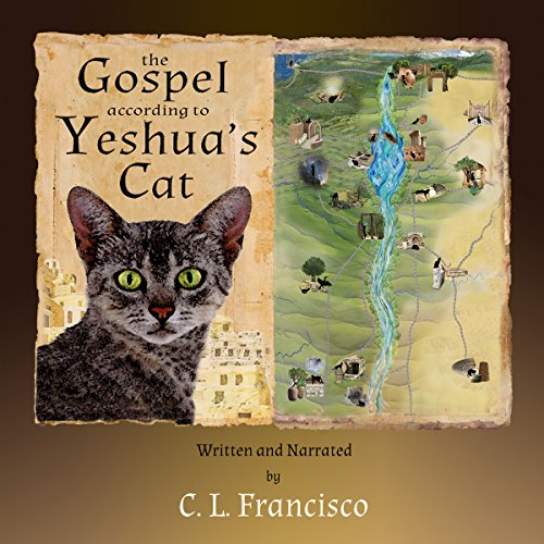 The Gospel According to Yeshua's Cat audiobook cover art