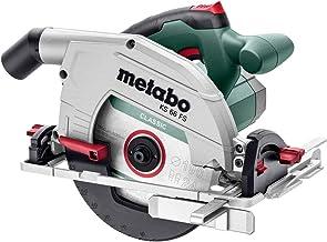 metabo 4061792007475 601066000-Sierra circular manual KS 66 FS 1500W 5000 rpm disco 190mm, 1500 W, Negro