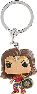 Funko Pop Keychain DC Wonder Woman Movie Wonder Woman Action Figure