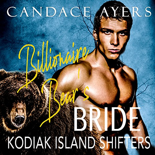 Billionaire Bear's Bride audiobook cover art