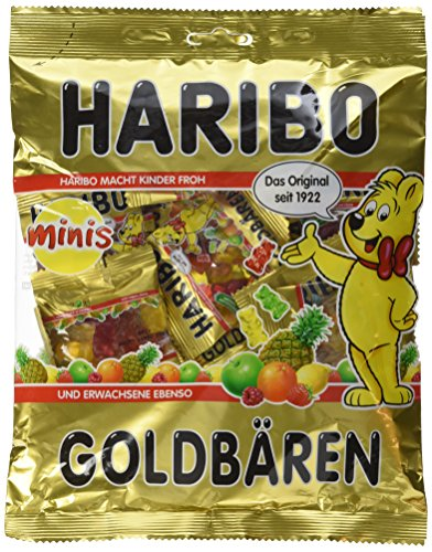 Haribo Goldbären-Minis (250 g Beutel)