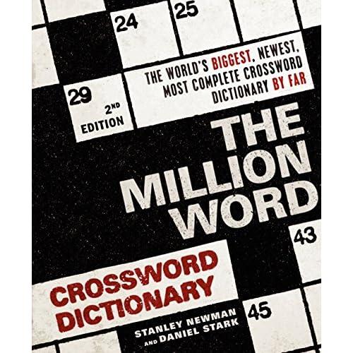 Crossword Dictionary: Amazon com