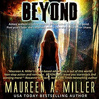 Beyond audiobook cover art