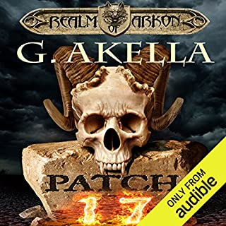 Patch 17                   By:                                                                                                                                 G. Akella                               Narrated by:                                                                                                                                 Zach Villa                      Length: 9 hrs and 54 mins     12 ratings     Overall 4.8