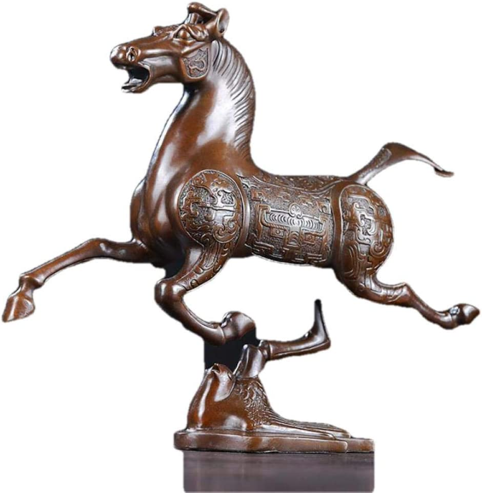 FENGWXINW Statue Ornaments Sculptures Figurine Large discharge sale Orn Max 65% OFF Animal