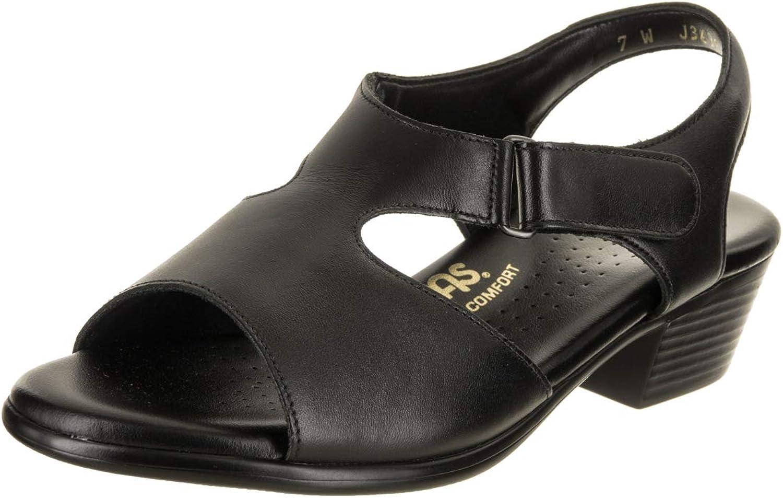 SAS Women's Strippy-P - Wide Sandal