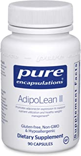 Pure Encapsulations - AdipoLean II - Healthy Weight Management** Supplement - 90 Capsules*