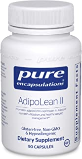 Pure Encapsulations - AdipoLean II - Healthy Weight Management** Supplement - 90 Capsules