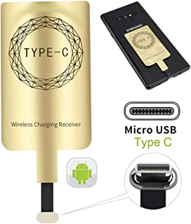 جهاز استقبال الشحن اللاسلكي XIKOU QI لهاتف Samsung Galaxy A20 A30s A40 A50s A60 A70 A80 A90 5G M20 M30s M40 Moto Z4 G7 LG ...